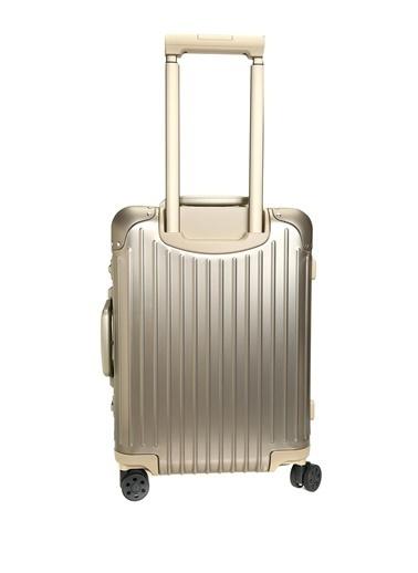 Rimowa Rimowa Classic Cabin  Bavul 101592482 Gümüş